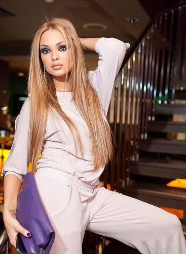 Амина Андреева рост вес