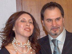 Валерий Меладзе, жена