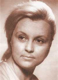 Евгений Леонов, жена