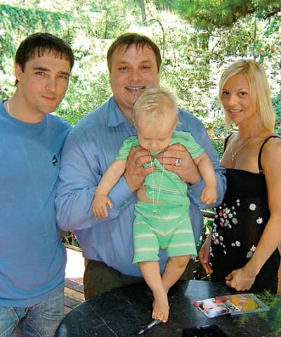 Юрий Шатунов, личная жизнь