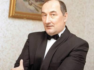 Борис Клюев, жена