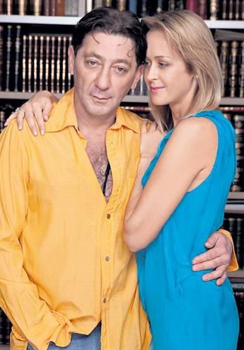 Григорий Лепс, жена