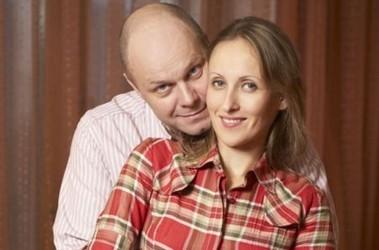 Алексей Кортнев, жена