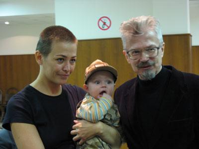 Эдуард Лимонов, жена