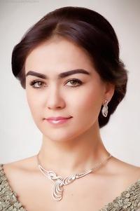 Нигина Амонкулова без макияжа