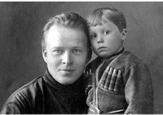 Аркадий Гайдар, дети