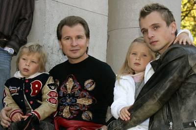 Александр Малинин, дети