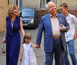 Олег Табаков, дети