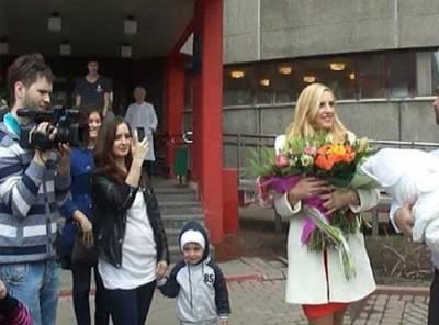 Ольга Агибалова после проекта