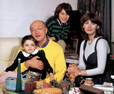 Михаил Казаков, дети