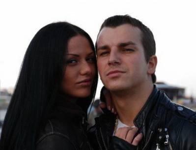 Светлана Давыдова и Алессандро Матераццо