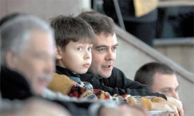 Дети Дмитрия Медведева