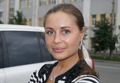 Юлия Михалкова без макияжа