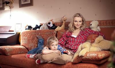 Полина Гагарина, дети