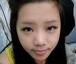 Китаянки без макияжа