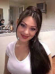Лаура Алиева без макияжа