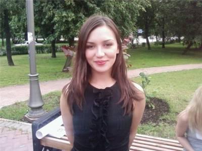 Ольга Серябкина без макияжа