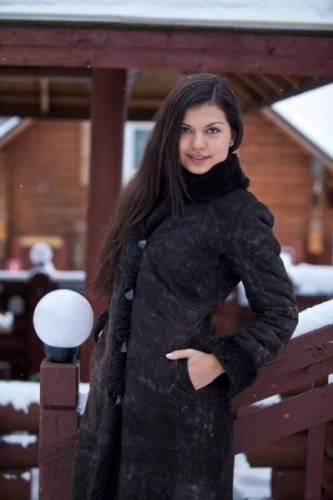 Дарья Фролова рост вес