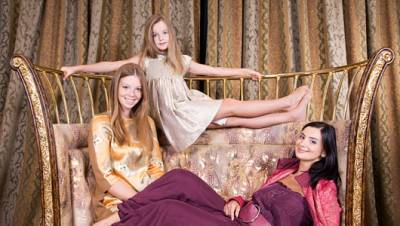 Екатерина Стриженова, дети