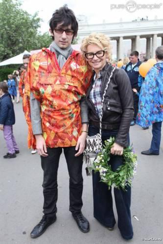 Дети Эвелины Хромченко