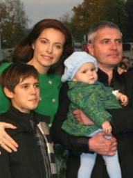 Екатерина Гусева, дети