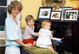 Принцесса Диана, дети