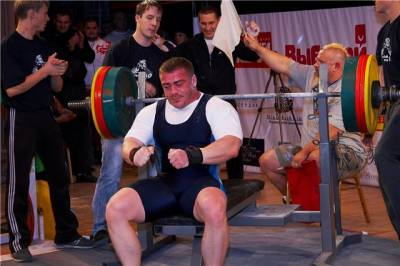 Вадим Кахута рост вес
