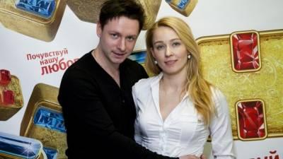 Владимир Жеребцов и Анастасия Панина
