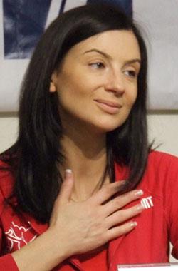 Екатерина Стриженова без макияжа