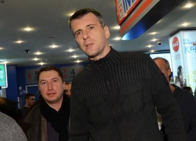 Михаил Прохоров, дети