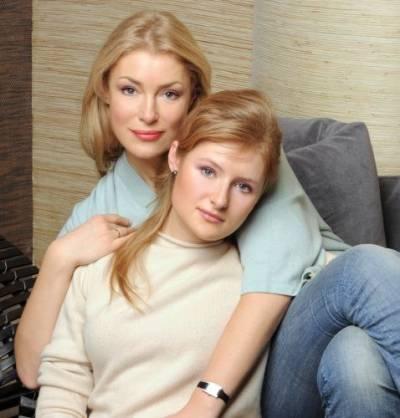 Мария Шукшина, дети