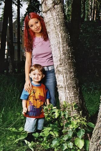 Ольга Орлова, дети