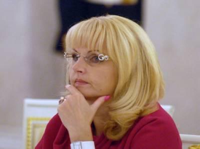 Татьяна Голикова сделала пластическую операцию