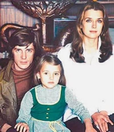 Ирина Алферова, дети