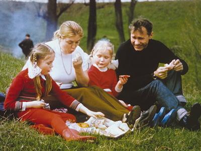 Лидия Шукшина, дети