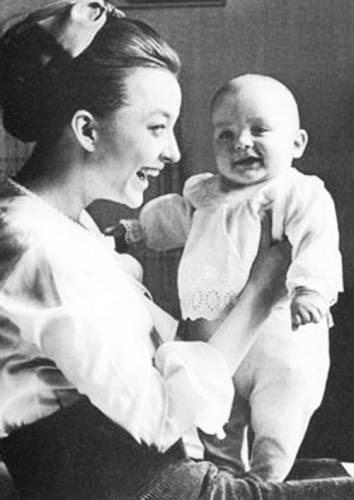 Анастасия Вертинская, дети