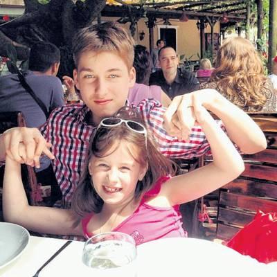 Жанна Бадоева, дети