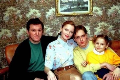 Лариса Вербицкая, дети