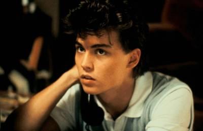 Джонни Депп в молодости