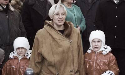 Елена Батурина, дети