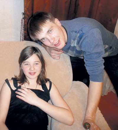 Дмитрий Соколов, дети