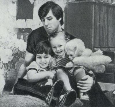 Валерий Харламов, дети