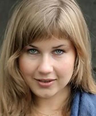 Ева Польна в молодости