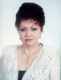 Валентина Петренко в молодости