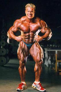 Джей Катлер рост вес