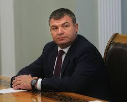 Анатолий Сердюков, дети