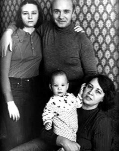 Леонид Куравлев, дети