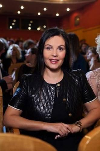 Екатерина Андреева в молодости