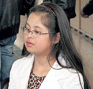 Ирина Хакамада, дочь
