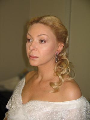 Ирина Скобцева, дочь
